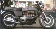 Honda GoldWing 1975