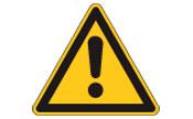El simbolo indica que el trabajo deberá ser realizado por un especialista por ser un elemento de seguridad muy importante