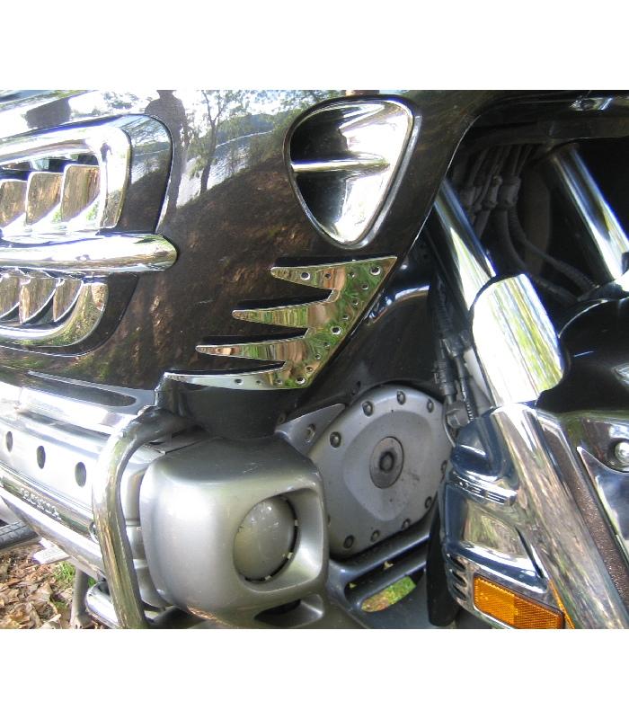 Cromados para Honda Goldwing