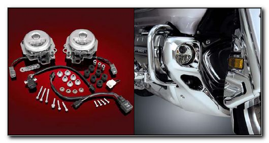 Kit de luces Cunetero para Goldwing GL1800